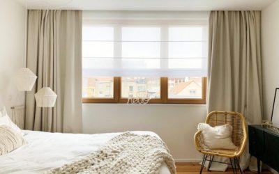 Les deux alternatives stores et rideaux pour sublimer votre décoration intérieure