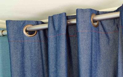 Les différentes tringles de rideaux existants pour habiller vos fenêtres